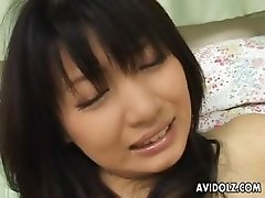 Akane Ozura toy inserting pleasures