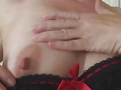 MILF Slut Solo Masturbation... IT4REBORN