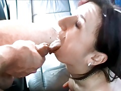 British amateur facial 2 clip