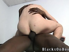 Big black stud Pleasure Boi joins us this week at