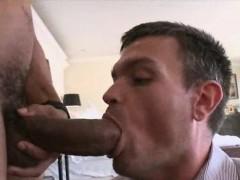 Big black cock sucked POV by an amateur stud